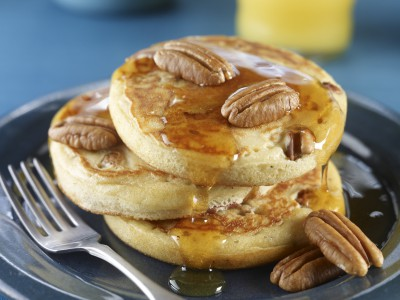 Triple-Grain Georgia Pecan Pancake Mix