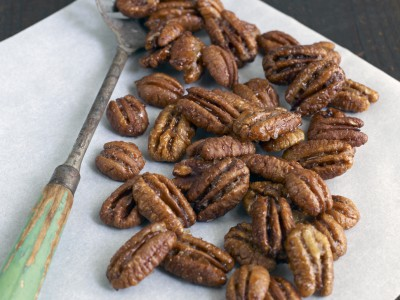 Gluten-Free Candied Georgia Pecans